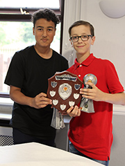 Finley and Harley: Players' Players of the Year 2020-21