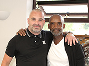 Paul and Chris