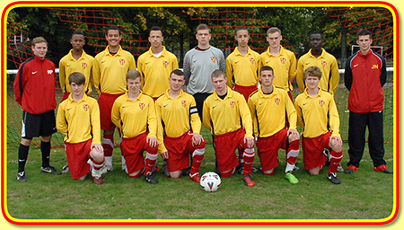 Team picture - click for larger version in a new window